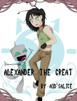 Alexander the Great (cover) by Art-forArts-Sake