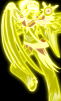 Sun Supreme Form by Wolframia