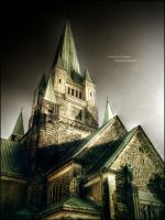 Temple of Dawn by WojciechDziadosz