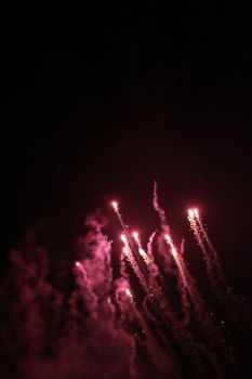 Fireworks Stock 35 by Malleni-Stock