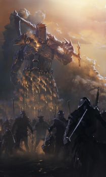 Army of Darkness by IvanKhomenko