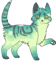 Custom Adopt for KittehLuffMuffins by liracal