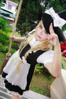 Touhou Project - Kirisame Marisa by Xeno-Photography