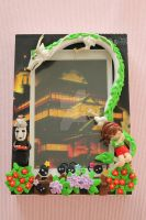 Spirited Away Picture Frame by AngelicLight100