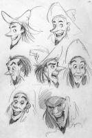 Clopin by morganamidnight