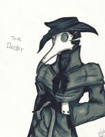 The Plague Doctor by edwardsuoh13