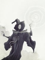 Minerva McGonagall by Ripplen