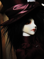 No without my hat III by AidaOtaku-BJD
