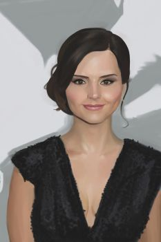 Jenna Louise Coleman by meaty-ogre