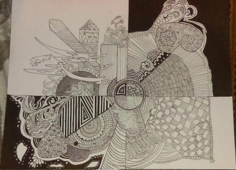 Giant Doodle-- FOR SALE by Flautist4ever
