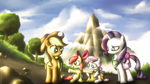 No Mountain Too High by fongsaunder