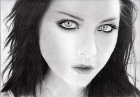 Amy Lee by Stargazer178