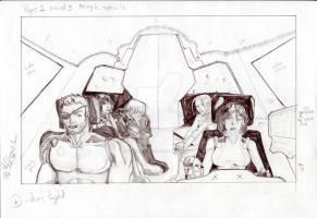 more pencils ready 4 inks by innerpeace1979