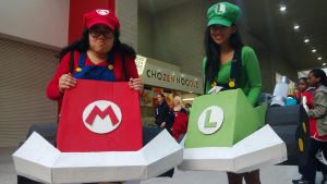 Mario Kart Cosplay Comic Con 2013 by Elizardc