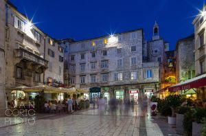 Summer in Split by ivancoric