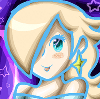 Rosalina Blink by IceCreamLink