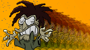 Sideshow Bob by Lotusbandicoot