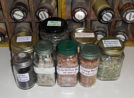 Medicinal and Magical Herbs by Merytsetesh