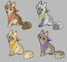 Cheap (ish) Point Adopts (4/4 CLOSED) by PointAdopts-AO
