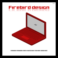 Firebird Design 'FireBook' by spooned12000rpm