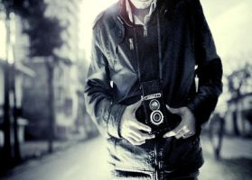 Me_My Camera by proama