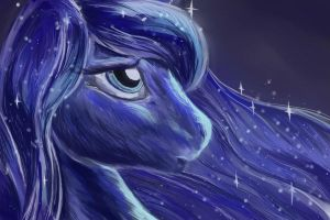 Luna's Loss by viwrastupr