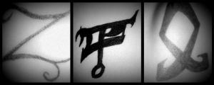 Runes At Random by Miss-Chievous-Love