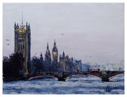 Westminster by szklanytygrys