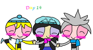 25 Days Of Christmas Day 14 by 4br1l