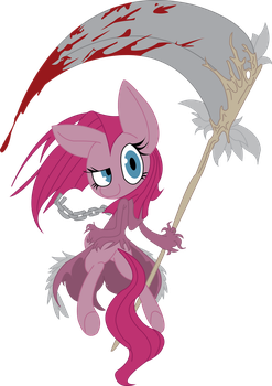 Pinkamena the Reaper by Fluttershy750