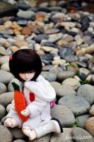 Me and mai carrot by wawa-station