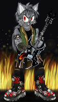 HEAVY METAL KAJI by Esteban1988