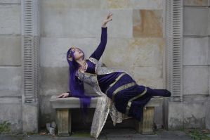 STOCK - Pari - the persian fairy by Apsara-Stock