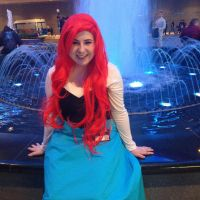 Ariel Cosplay by AtomicColor