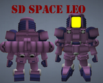 SD Space Leo by lordvipes