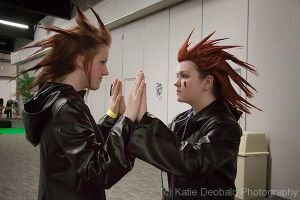 The Mirror Image..::Axel::.. by SOUL-Catchers