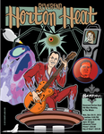 Reverend Horton Heat Jonny Quest Style by grfxjams