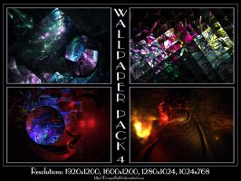 Wallpaper Pack 4 by Brigitte-Fredensborg