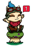 Ask Teemo by CaptainCreate