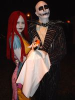Jack and Sally by AlisaKiss