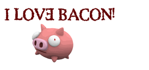 Bacon by Julianrocks