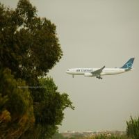 air transat.. by makar0nka