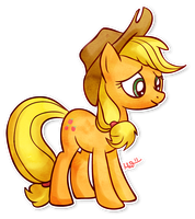 Apple Jack by Metterschlingel