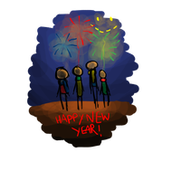 Happy New Year by Owlcat113