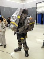 MPGE Suit MK-1 by DimasAW