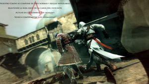 Assassin's Creed - The Rules by josetemg