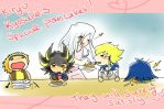 They will surely satisfy ._. by slifertheskydragon
