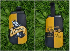 Hufflepuff Phone Case by LacernellaRubra