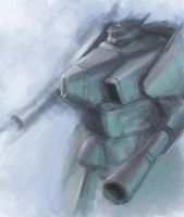_mech sp2dpainting by dimodee