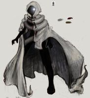 Cloaked mage by far-east-ghost
